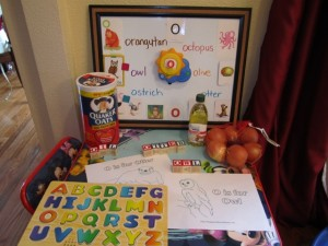 Preschool Alphabet Games