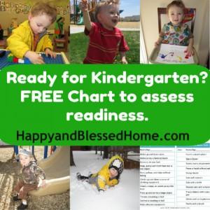 KindergartenReady