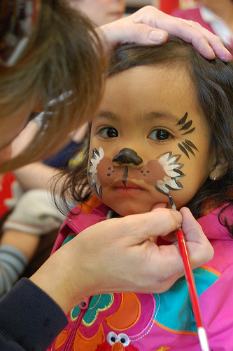 Amazing Face Painting Designs